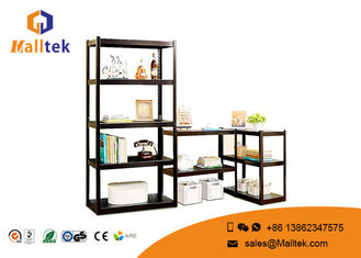 China Supermarket Boltless Storage Shelves Adjustable Style Easy Assemble supplier
