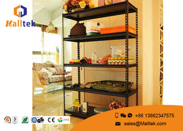 China 5 Layers Boltless Steel Rack Commercial Metal Shelving For Warehouse supplier