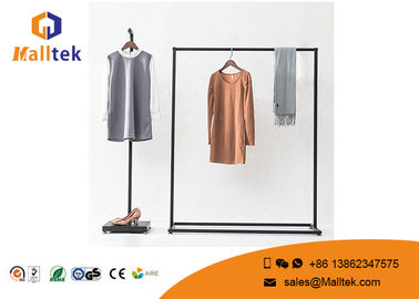 China Exclusive Garment Display Racks Save Space Convenient Garment Display Stand supplier