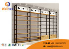 China Cosmetic Boutique Wooden Display Shelves Wood Store Fixtures Flooring Stand company