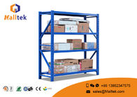 China Commercial Warehouse Storage Racks Easy Install Warehouse Pallet Rack Shelving factory
