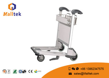 China Convenient Airport Luggage Carts Flexible Agility Use For Baggage Transport factory
