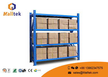 Customizable Warehouse Steel Shelving , 4.5T Per Layer Warehouse Shelves For Pallets