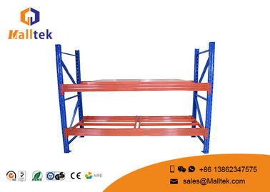 Heavy Duty Steel Warehouse Storage Racks Selective Warehouse Pallet Racks