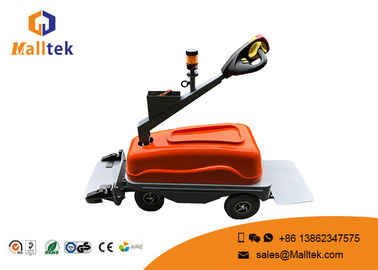 China Collect And Pushing Electric Scooter Airport Luggage Trolley Cart With Remote Control distributor