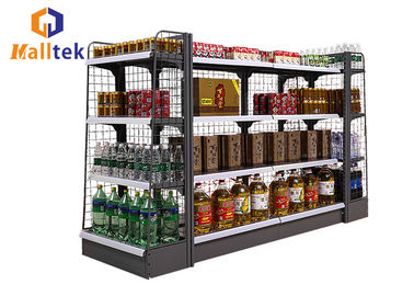 China Anti Corrosion Grocery Store Display Racks Shelves For General Store Supermarket factory