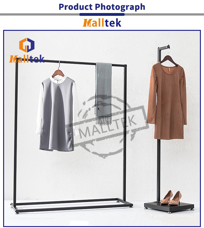 Exclusive Garment Display Racks Save Space Convenient Garment Display Stand